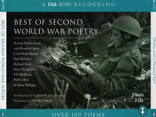 Best of Second World War Poetry (1989)